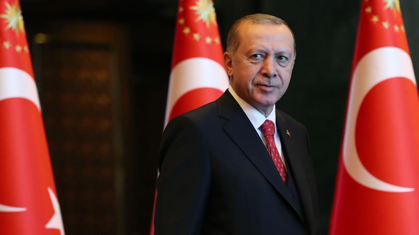 Cumhurbaşkanı Erdoğan'dan Çalışan Gazeteciler Günü mesajı