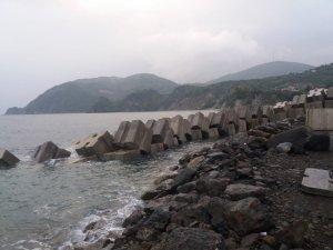 Denizkonak Balıkçı Barınağında çalışmalar yüzde 65 tamamlandı