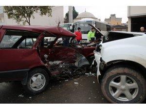 Kazada ağır yaralanan vatandaş hayatını kaybetti