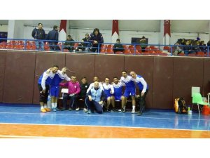 Eğirdir'de Futsal Turnuvası