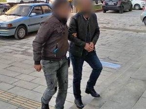 9 yıl hapisle aranan zanlı polisin takibi sonucu yakalandı