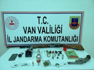 Jandarmadan uyuşturucu madde operasyonu