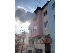 Elektrikli ısıtıcı yangına neden oldu