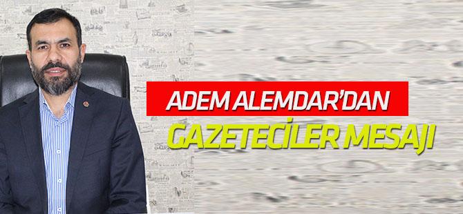 Başkan Alemdar'dan 10 Ocak mesajı