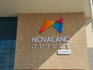 Novaland Outlet'te Balmumu Müzesi