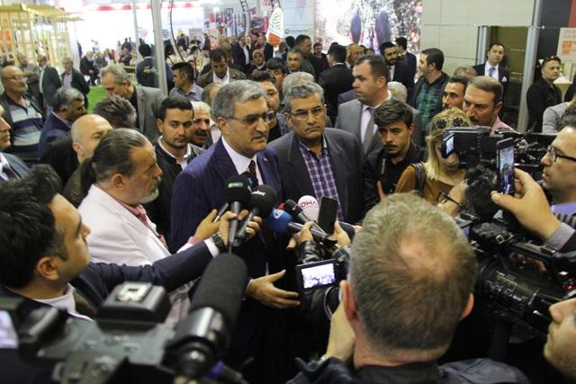 Recep Konuk, Gazeteciler Gününü kutladı