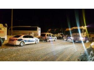 Tatvan'da trafik kazası: 5 yaralı
