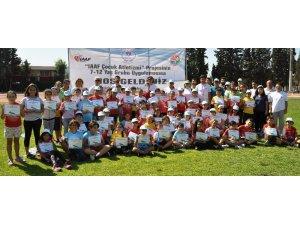 IAAF'tan Türkiye Çocuk Atletizmi Projesine büyük övgü