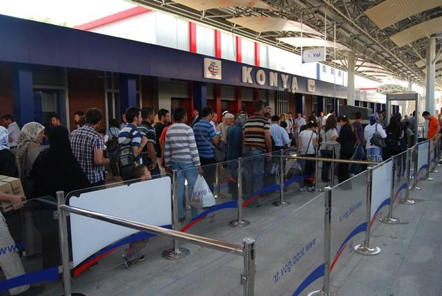 YHT'lerde taşınan yolcu sayısı 45 milyona yaklaştı