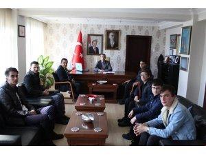 Emetspor Kulübü Satranç Takımı ödüllendirildi