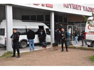 Hatay'da silahlı kavga: 2 yaralı