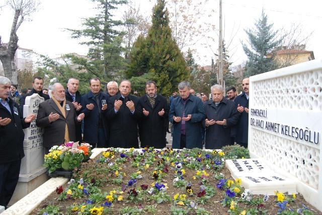 Keleşoğlu mezarı başında anılacak