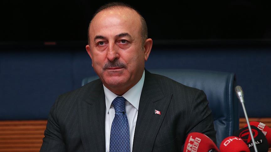 Çavuşoğlu'ndan ABD'ye tepki: Bir devlet sözünde durur