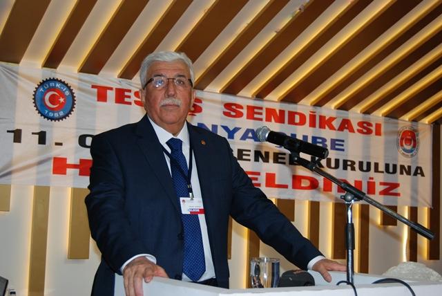 TES-İŞ Konya, 10 Ocak Gazeteciler günü kutlu olsun
