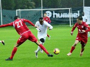 Konyaspor hazırlık maçında mağlup