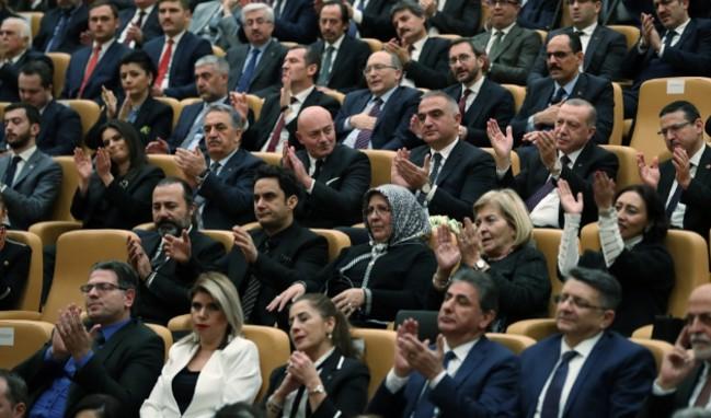 Tam sahneden inerken Erdoğan devreye girdi!