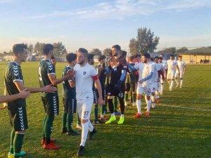 Konyaspor U 21  hazırlık maçında mağlup
