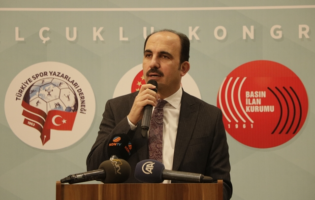 Konya'da gazetecilerin günü kutlandı