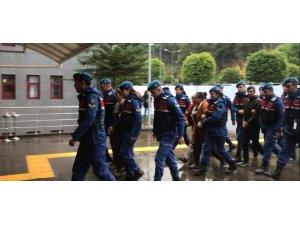 Antalya'daki uyuşturucu operasyonuna 14 tutuklama