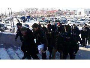 Van merkezli uyuşturucu operasyonu: 6 tutuklama