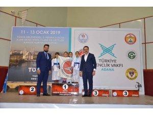 TÜGVA 5 Ocak İller Arası Karete Şampiyonası yaklaşık 4000 sporcunun katılımıyla başladı