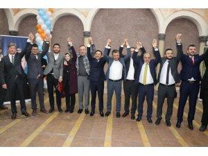 Nevşehir'de AK Parti ilçe ve belde adayları tanıtım programı