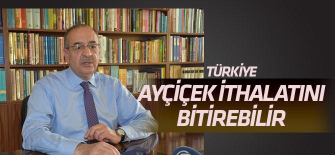 """""""Türkiye ayçiçeği ithalatını 3-5 yılda bitirebilir"""""""