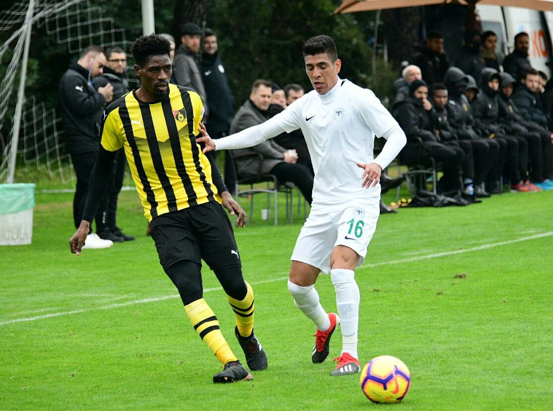 Hurtado Konyaspor'da dakikada 25 bin TL kazandı