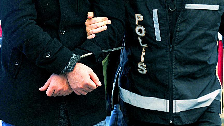 """FETÖ'nün """"askeri mahrem yapılanmasına"""" yönelik operasyonda 5 tutuklama daha"""