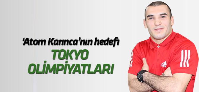 Konyalı Milli Judocu Ahmet Saçan'ın hedefi olimpiyatlar