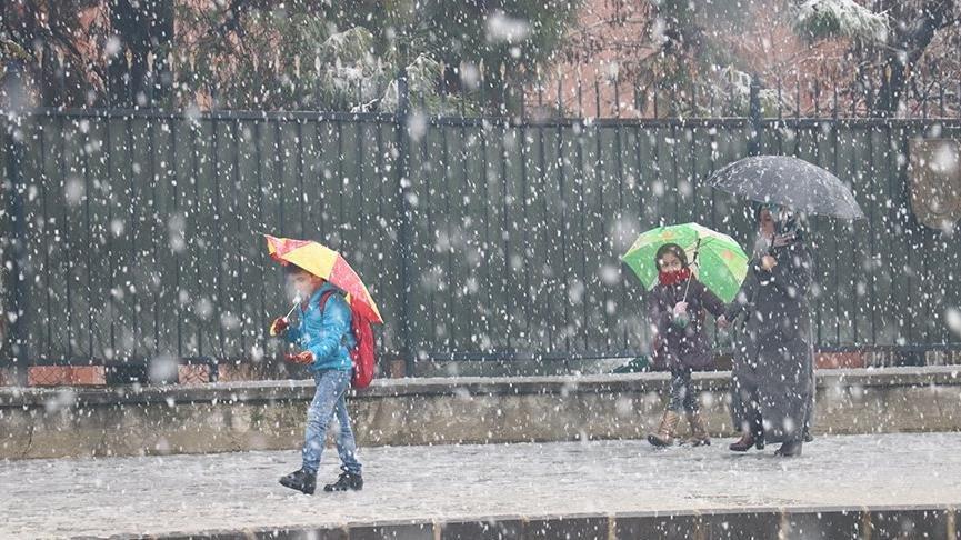 Konya'da okullar tatil mi? Konya'da 16 Ocak kar tatili açıklaması var mı?