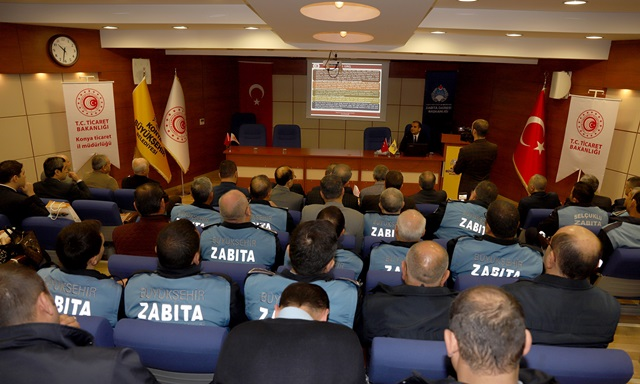 Büyükşehir'de Tüketici Hakları Çalıştayı düzenlendi