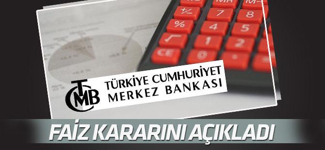 Merkez Bankası, politika faizini yüzde 24'te sabit tuttu