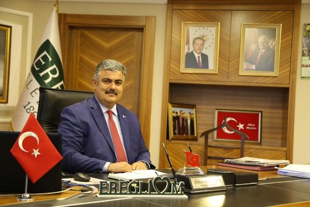 Başkan Özgüven'den yarıyıl tatili mesajı