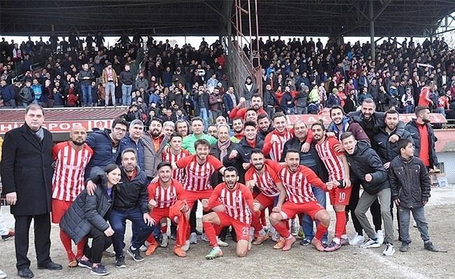 Akşehirspor'un 3. Lig için 3 şansı olacak