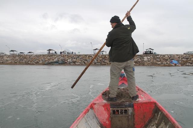 Beyşehir Gölü'nde avlanma başladı