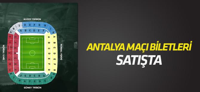 Konyaspor-Antalyaspor maçı biletleri satışta