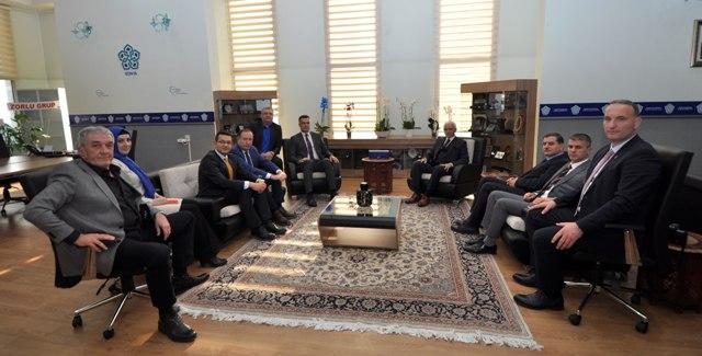 Konya'dan Sırbistan'a tıbbi cihaz desteği
