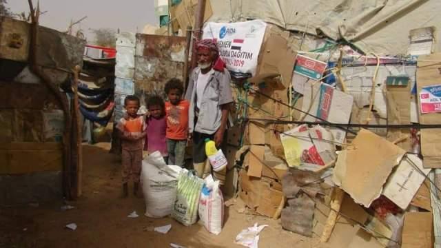 Konya'dan Yemen'e yardım