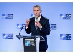 NATO'dan Barış Pınarı Harekatı açıklaması