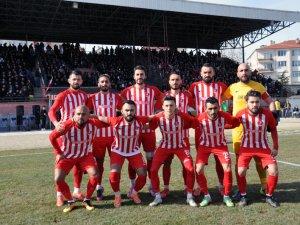 Akşehirspor ilk maçta çıkamadı!