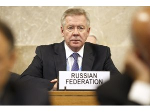 Rusya'dan BM İnsan Hakları Konseyi üyeliği için başvuru