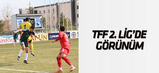 TFF 2.Lig'de görünüm