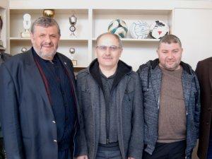 Taşkentspor'da Şanlı güven tazeledi