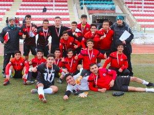 Konya Spor Lisesi Türkiye Finallerinde