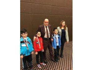 Eymen İnce, Türkiye şampiyonu