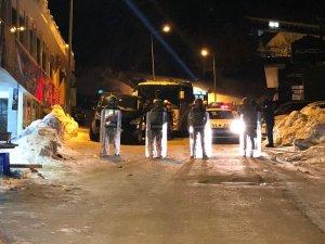 Uludağ'da kavga 1 ölü 2 yaralı