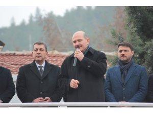 """""""PKK'yı başımıza musallat ettiler. FETÖ'yü başımıza musallat ettiler"""""""