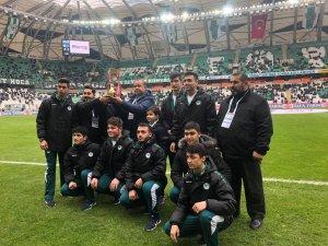Konyasporlu haltercilerden başarılı sonuçlar