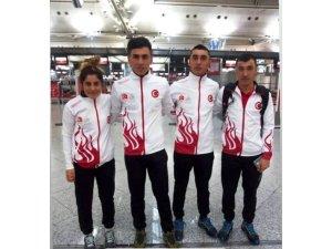 Ağrı'dan Eyof'a 4 sporcu katılım sağlıyor